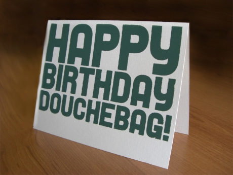 a birthday card for that special someone