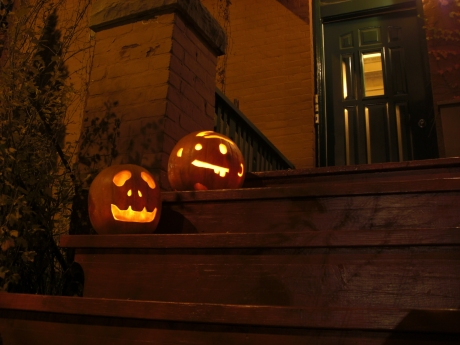 jackolanterns by anna and danielle